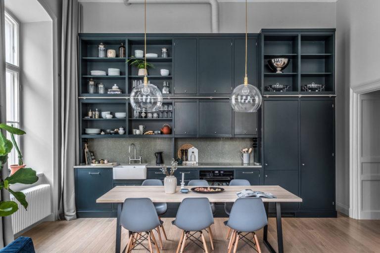 фото кухня современная