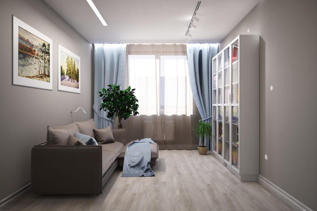 фото маленькая комната