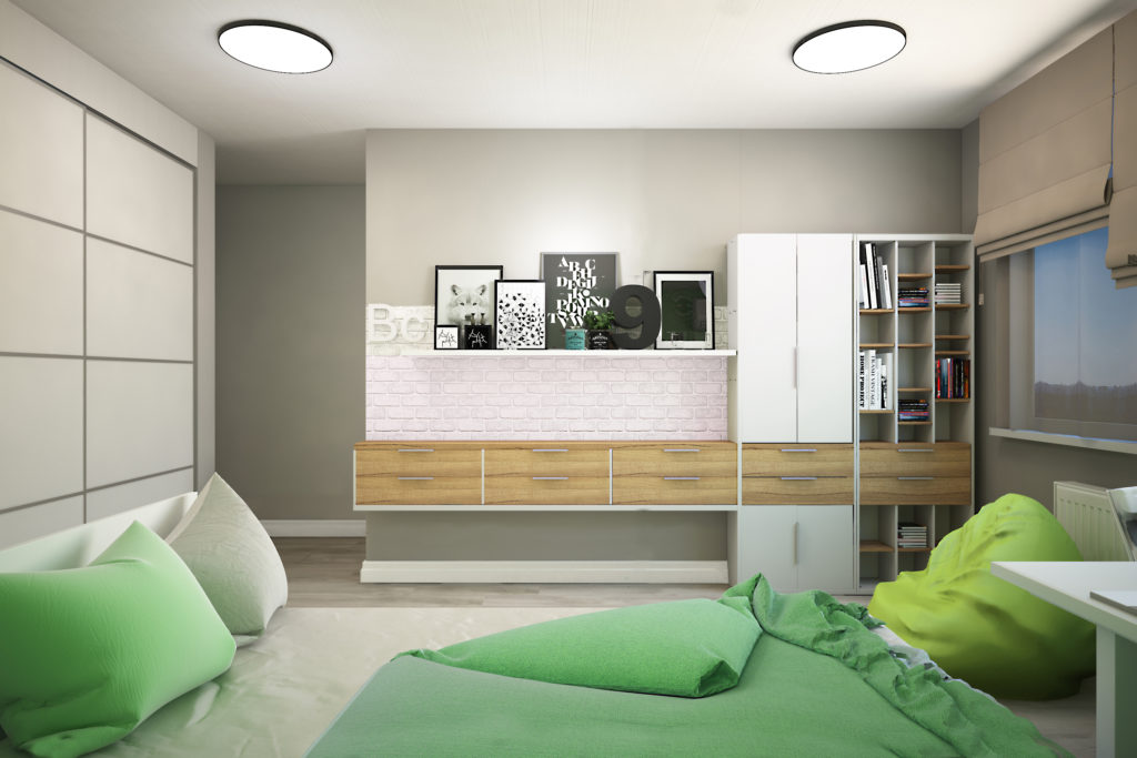фото мебели в детскую комнату